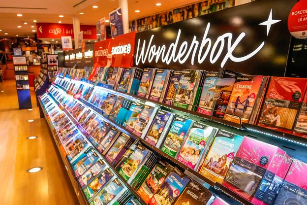 La présence des Wonderbox au pied du sapin pourrait diminuer de moitié cette année, si on en croit les derniers chiffres des ventes de l'entreprise. (Photo: Shutterstock)