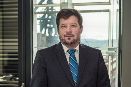 Marc Schiltz estsecrétaire général et de chef exécutif du Fonds national de la recherche (FNR). (Photo: Mike Zenari/Maison Moderne)