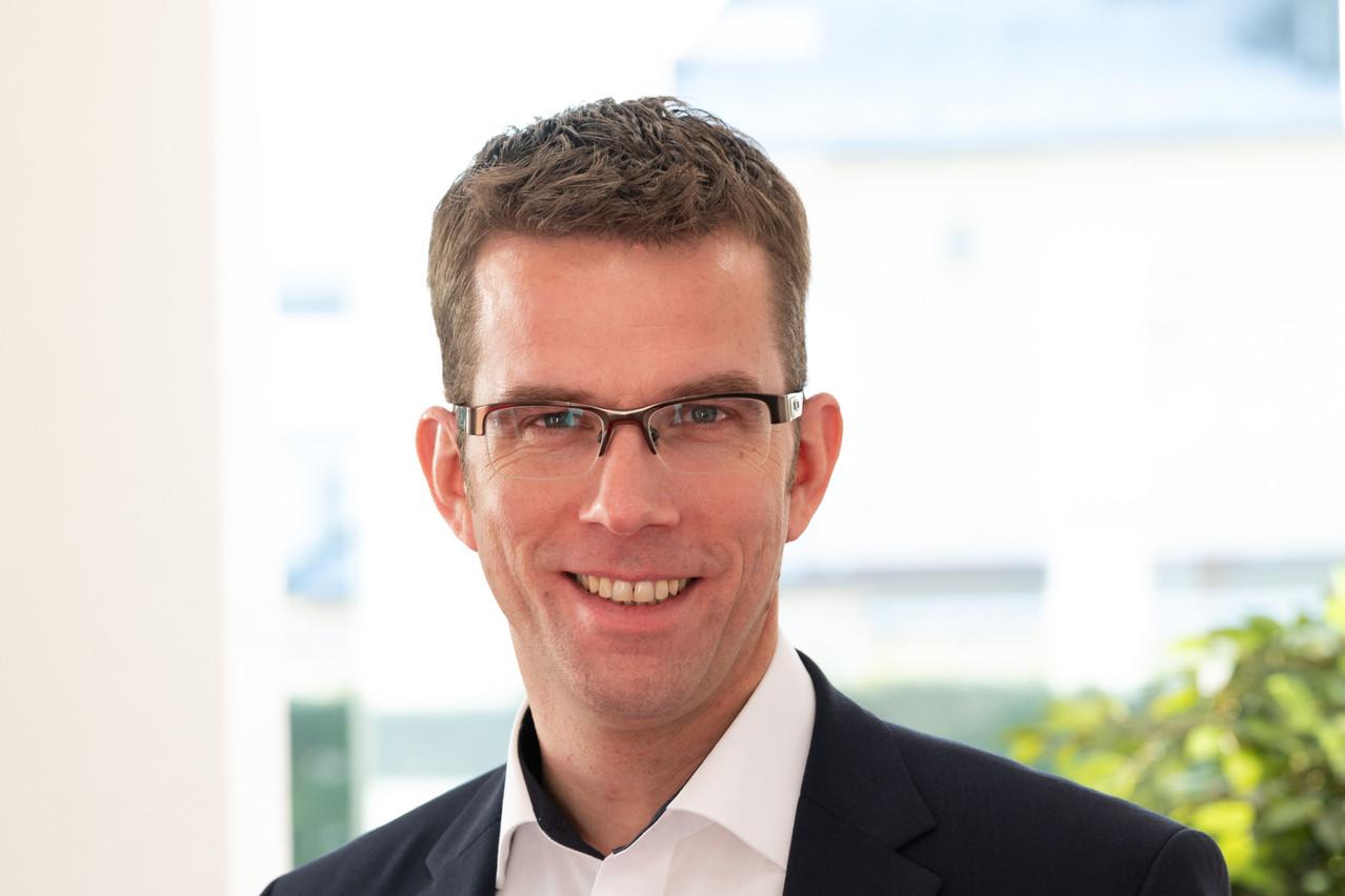 Marc Natusch:«Nous cherchons à échanger avec d'autres hommes d'affaires, tant sur des sujets généraux que sur la construction et la rénovation.» (Photo: Thomas Urbany)