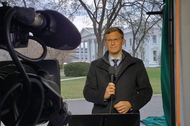 Philip Crowther garde un œil attentif sur la politique étrangère de Donald Trump, caractérisée par un certain manque de prévisibilité. (Photo:Associated Press)