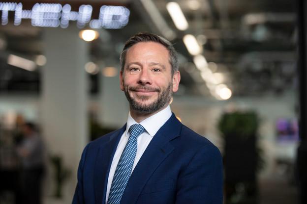 Arthur Rank, directeur des solutions Capital Markets, Europe & US, Colt Technology Services. (Photo: Chris Gloag)