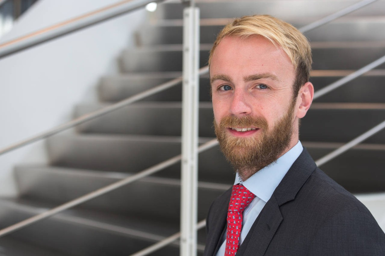James Purcell, group head of ESG Investment chez Quintet Private Bank. (Photo: Quintet Private Bank)