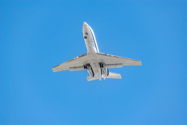 Quand il fait chaud, la portance de l'air est plus faible et impose au pilote de mettre plus de gaz. (Photo: Shutterstock)