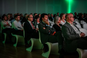 Séminaire immobilier «Back to Business Seminar» organisé par CBRE ((Photos: Vincent Remy pour CBRE))