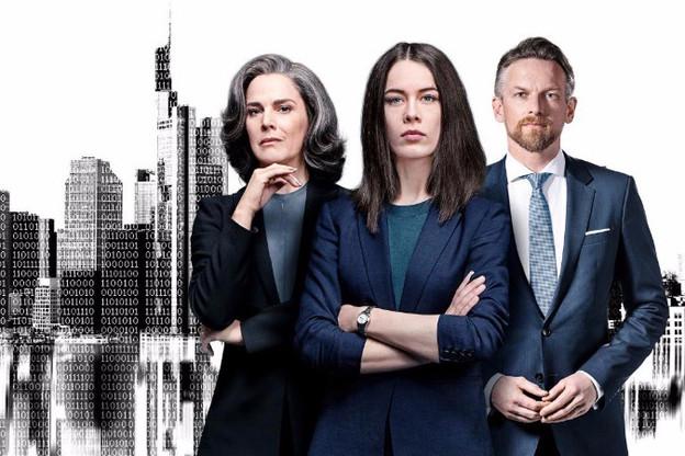 La saison 2 de «Bad Banks» est à découvrir à partir de mardi sur Netflix. (Illustration: Iris Productions)