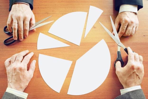 En 2020,les dividendes ont baissé plus fortement que les bénéfices en Europe. (Photo: Shutterstock)