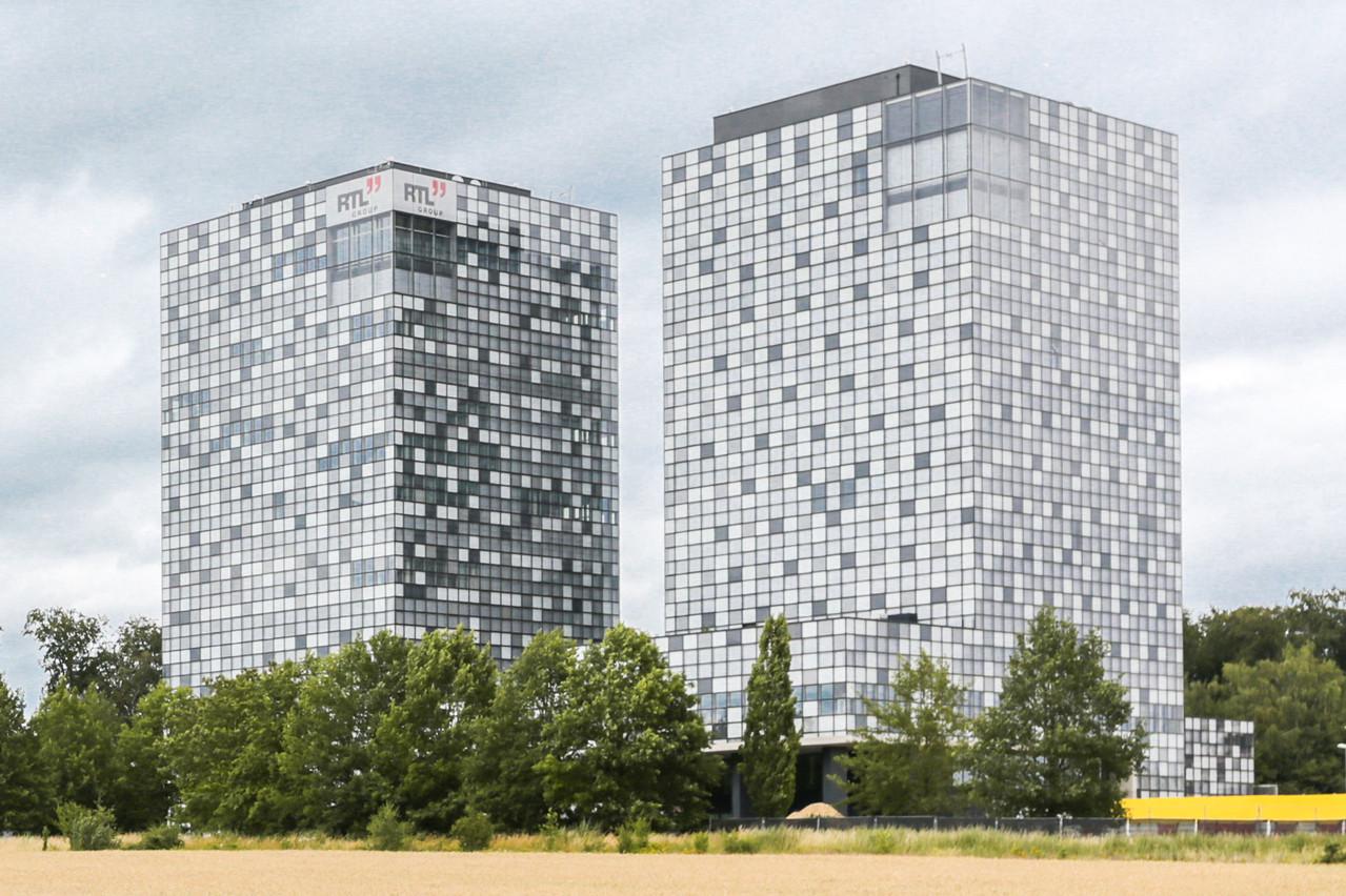 Si les recettes publicitaires TV et radio chutent, les recettes publicitaires numériques progressent pour RTL Group. (Photo: Romain Gamba/archives Maison Moderne)