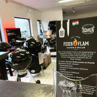 Le magasin Feier a Flam à Windhof vient d'emménager dans un vaste local. ((Photo: Tom Ewerling/Feier a Flam))