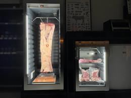 La viande maturée se déguste aussi sur un gril. ((Photo: Tom Ewerling / Feier a Flam))