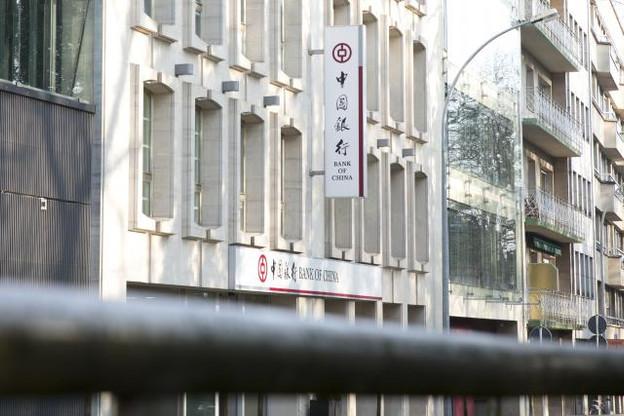 Bank of China a posé pour la première fois le pied hors de Chine en 1979. C'était au Luxembourg. (Photo: Paperjam/archives)
