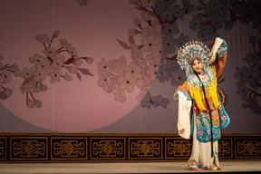 Représentation de l'opéra de Pékin au Grand Théâtre ((Photo: Nader Ghavami))