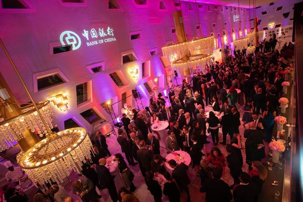 40 ans de présence au Luxembourg pour Bank of China. (Photo: Nader Ghavami)