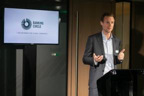Anders la Cour, CEO de Banking Circle. ((Photo: Matic Zorman))