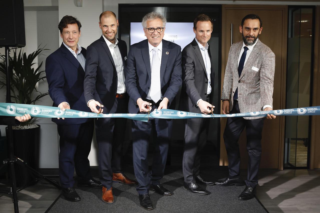 Le siège de Banking Circle est désormais officiellement au Grand-Duché (au 2, boulevard de la Foire), d'où il rayonne en Europe, avec des succursales à Londres, Munich, Amsterdam et Copenhague.  (Photo: Banking Circle)