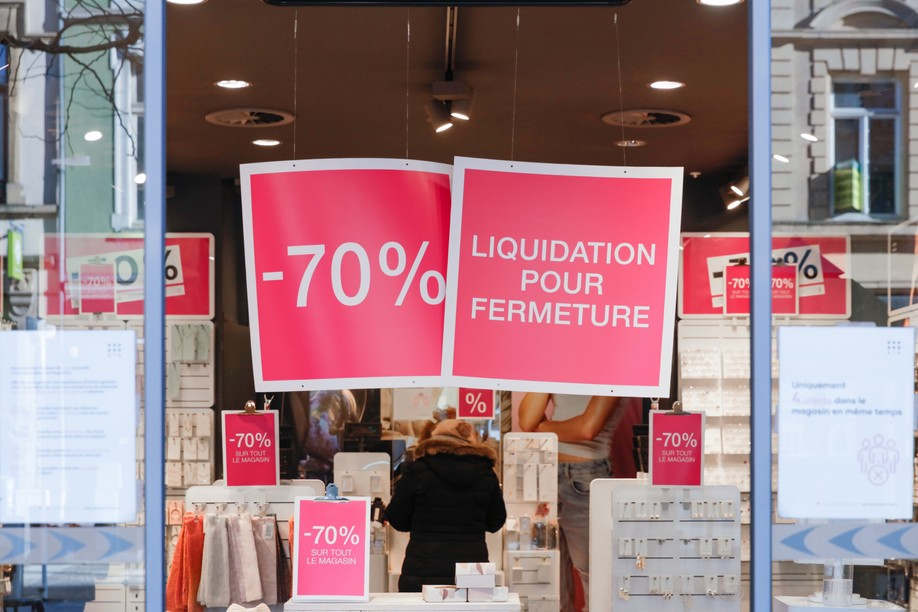 Bankruptcies and judicial liquidations declined in the month of July according to the latest report by Idea Foundation. (Photo: Romain Gamba/Maison Moderne)