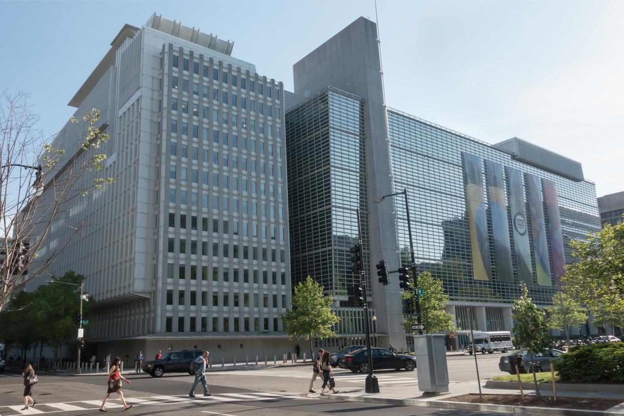 Pour la zone euro, la Banque mondiale a révisé ses prévisions à la baisse pour une croissance de 1%, à cause de «l'atonie de l'activité industrielle». (Photo: Shutterstock)