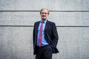 Alain Hondequin, Directeur, BRP Bizzozero & Partners Luxembourg. (Photo: Mike Zenari/Maison Moderne)