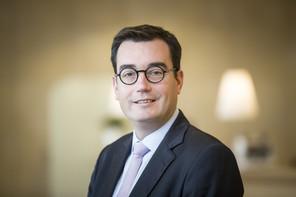 Jean-François Jacquet: «Les investisseurs ne s'y sont d'ailleurs pas trompés. En pleine tempête boursière, l'investissement durable a enregistré des afflux records, alors même que pas moins de 100milliards de dollars étaient sortis des fonds d'actions traditionnels.» (Photo: Quintet Luxembourg)