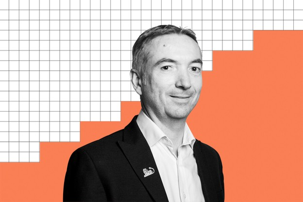 Jean-Yves Leborgne, Portfolio manager, ING Luxembourg. (Photo: Patricia Pitsch / Archives Maison Moderne)