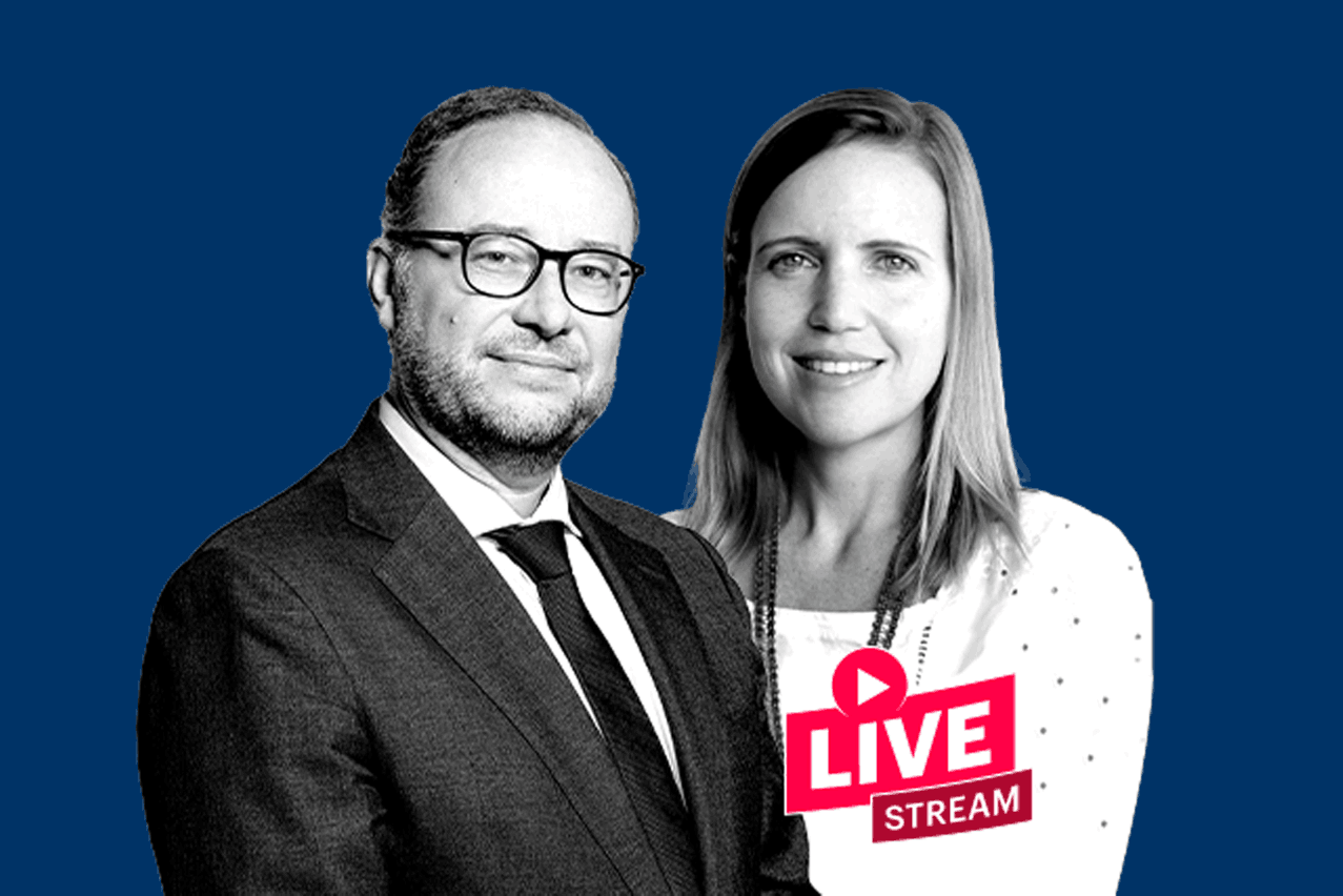Denis Costermans  (Lead Advisor, Arendt Business Advisory) et Ananda Kautz  (Head of Innovation, Digital Banking and Payments, ABBL). (Crédit: Arendt Business Advisory et ABBL)