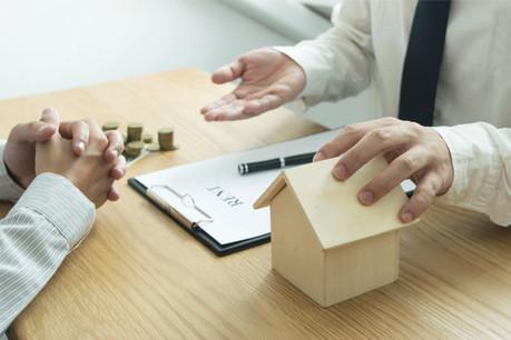 Les banques se montrent plus exigeantes en matière de crédit immobilier depuis le début de cette année. (Photo: Shutterstock)