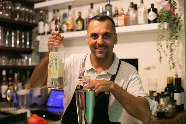 Le BarBar est le dernier-né des bars à cocktails du centre-ville de Luxembourg, discrètement, mais sûrement installé à quelques pas du palais grand-ducal… (Photo: Matic Zorman/Maison Moderne)