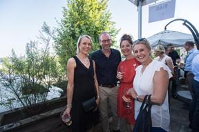 Jan Glas, Anne-Catherine Ries (SMC) et Sasha Baillie  (Luxinnovation) ((Photo: Nader Ghavami))