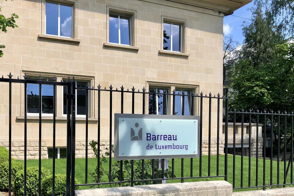 Le Barreau a reçu de nombreux retours inquiets d'avocats dont l'activité est sérieusement entravée par la crise actuelle, sans espoir de compensation pour l'instant. (Photo: Barreau de Luxembourg)