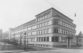 Le bâtiment a été achevé en 1937. ((Photo: DR))