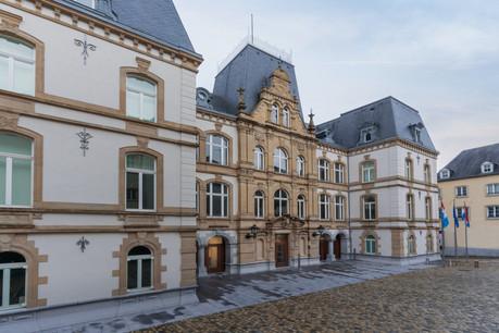 Le bâtiment Mansfeld, à Luxembourg-ville, a connu différentes affectations. (Photo: Shutterstock)