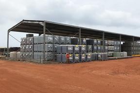 99% des produits de l'entreprise luxembourgeoise sont exportés. Ici en Afrique. ((Photo: Batimentsmoinschers.com))