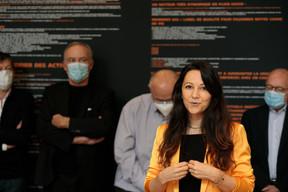 Semiray Ahmedova, coprésidente du jury duBauhärepräis OAI2020. ((Photo: Matic Zorman / Maison Moderne))