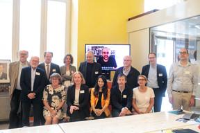 Jury du Bauhärepräis OAI 2020 ((Photo:Matic Zorman / Maison Moderne))