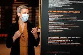 Sam Tanson (ministère de la Culture) ((Photo:Matic Zorman / Maison Moderne))