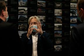 Robert Philippart (Unesco) ((Photo:Matic Zorman / Maison Moderne))