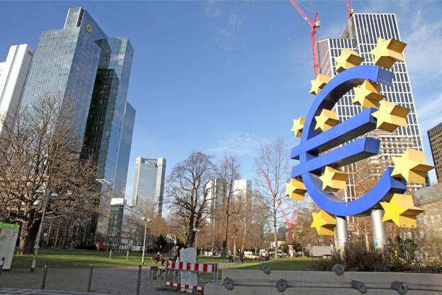 La BCE rémunère les banques pour lui emprunter de l'argent afin de soutenir l'économie réelle. (Photo: Shutterstock)
