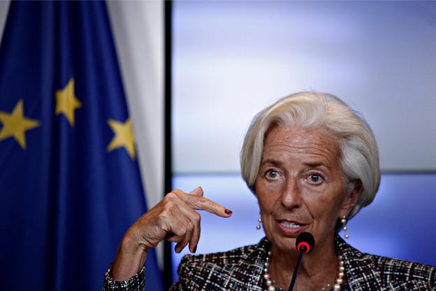 En tant que présidente de la BCE, Christine Lagarde entend soutenir l'économie réelle jusqu'à la fin de l'épidémie. (Photo: Shutterstock)