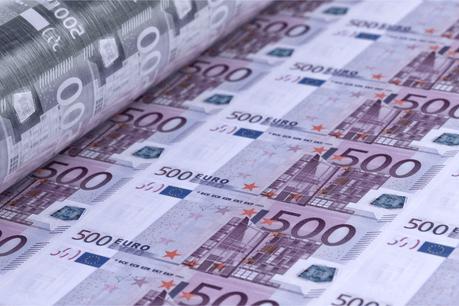 La BCE pourrait se montrer prête à faire tourner à nouveau la planche à billets pour augmenter les rachats de dettes. (Photo: Shutterstock)