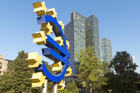 Les analystes financiers auront les yeux tournés vers Francfort jeudi 30 avril. (Photo: Shutterstok)