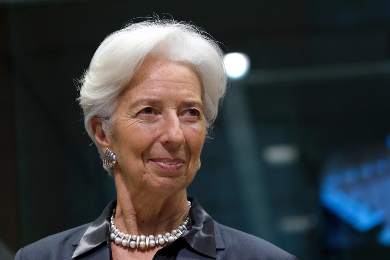 ChristineLagarde, présidente de la BCE, a présenté la revue stratégique de l'institution. (Photo: Shutterstock)