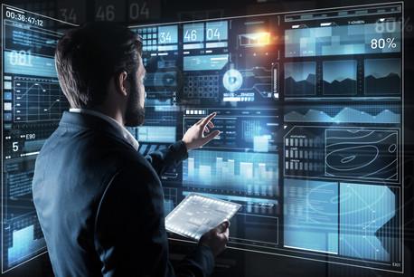 Au-delà des infrastructures propres à la banque, l'accord vise à renforcer l'ensemble de l'architecture informatique de l'État. (Photo: Shutterstock)