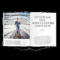 Portfolio sur le cercle des agriculteurs vertueux. ((Photo: Andrés Lejona / Maison Moderne))