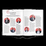 La liste des six présidents de conseils d'administration influents. ((Photo: Maison Moderne))