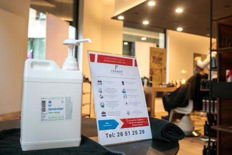 250 entreprises du secteur de la beauté ont désormais le label «Safe to serve». (Photo: Matic Zorman / Maison Moderne)