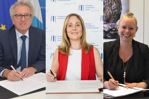 L'ICFA bénéficiera de l'expertise de la BEI sur la finance climatique pour former des gestionnaires de fonds spécialisés dans cette nouvelle branche de l'industrie. (Photo: BEI)