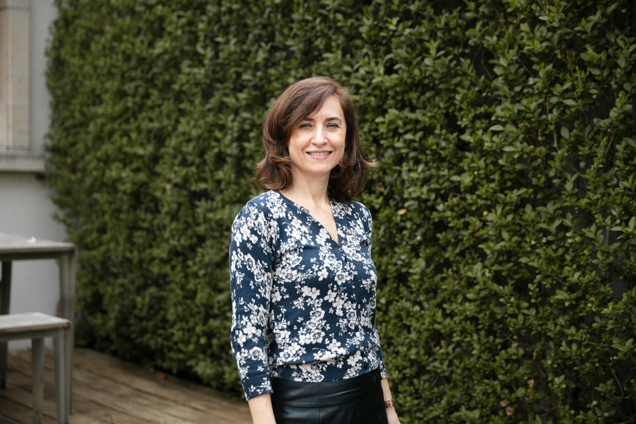 Adela Baho is a director and conducting officer at the fund manager Foresight Group.  Romain Gamba/Maison Moderne