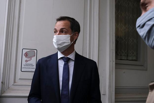 Après de longues heures de réunion, le Premier ministre belge Alexander De Croo a pu annoncer que des arbitrages avaient été trouvés entre les membres du Codeco. (Photo: Shutterstock)