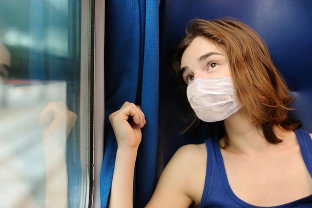 En Belgique, en Allemagne et en France, comme au Luxembourg, le masque sera obligatoire dans les transports en commun. (Photo: Shutterstock)