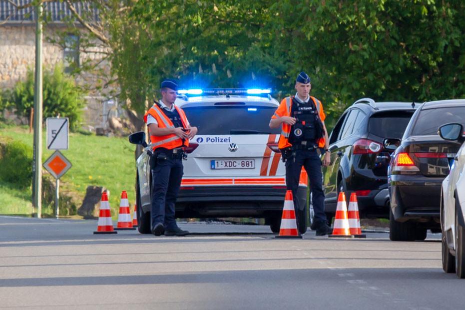 La Belgique va mettre en place des contrôles, de manière aléatoire. (Photo: Shutterstock)