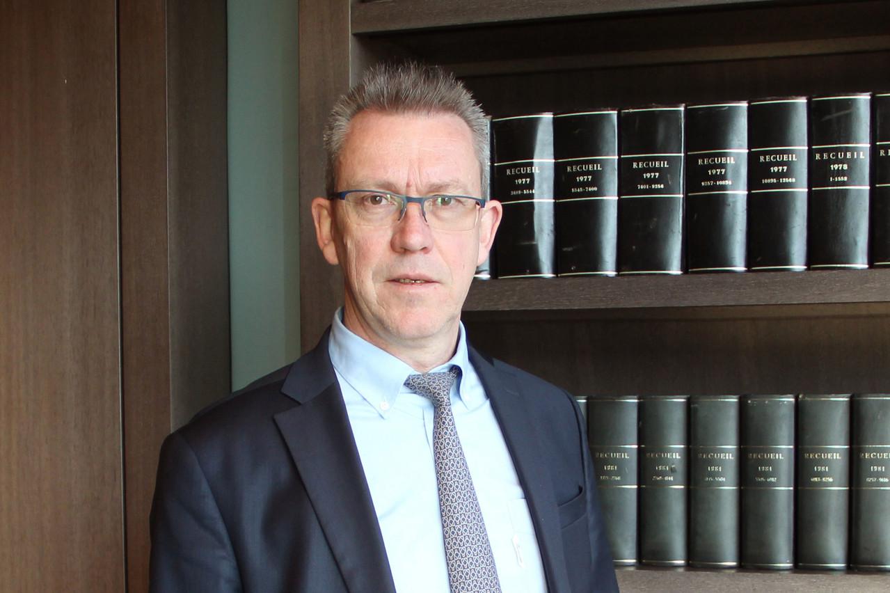 Patrick De Baets croit dans le modèle belge du courtier en assurances. (Photo: Foyer)